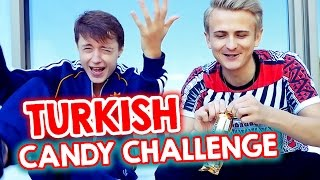 Turkish Candy-CHALLENGE | mit Sascha
