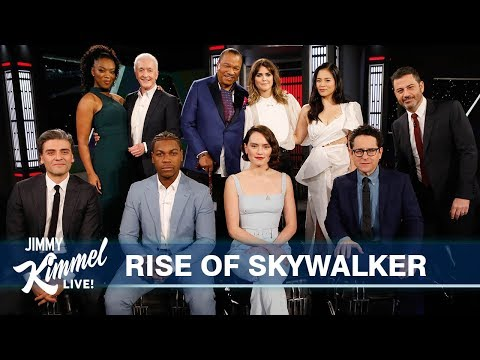 Star Wars Cast on Premiere, Stealing from Set & Gifts from J.J. Abrams