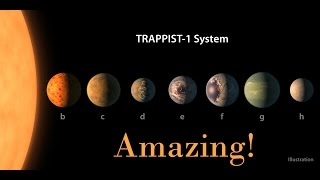 Seven Earths Found by NASA