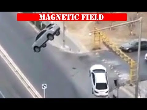 Magnetic Field In China   Really Magical   Flash News Today  2018