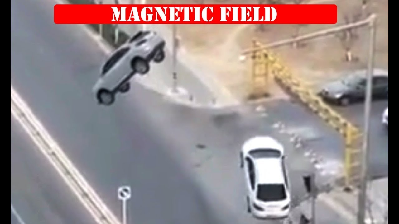 Magnetic Field Really Magical