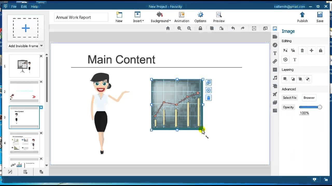 Powerpoint alternative