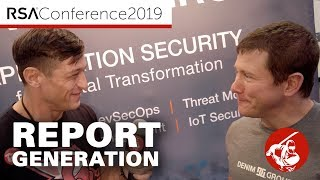 RSA 2019 ▶︎ Report Generation with ThreadFix