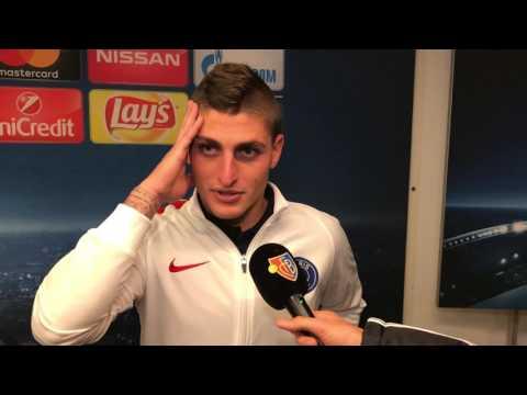 Interview mit Marco Verratti