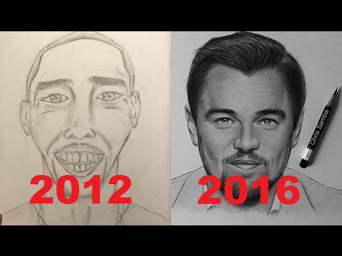 My Drawings from 2012!!