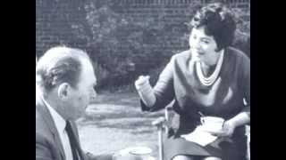 """Joaquin Nin, """"El vito"""" - Victoria de los Angeles - Gerald Moore (1953)"""
