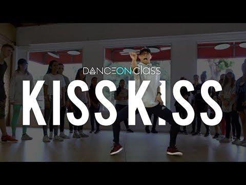 Chris Brown ft. T-Pain - Kiss Kiss | Gabe De Guzman Choreography | DanceOn Class