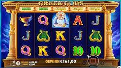 Greek Gods Freispiele