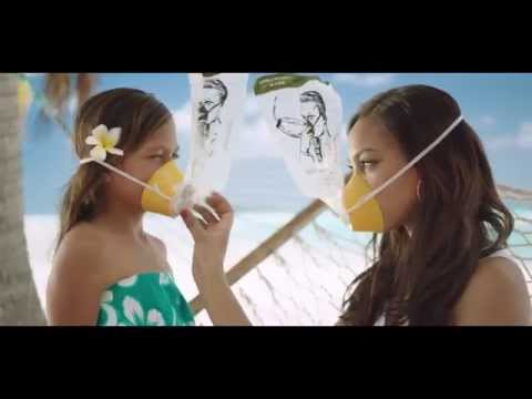 Safety in Paradise With Air NZ
