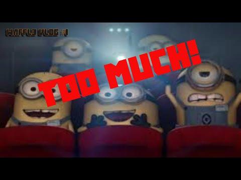 TOO MANY MINIONS! Waffl3 Vlog #1