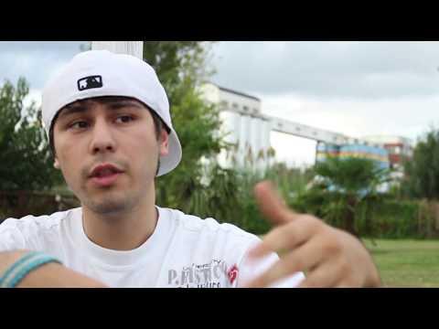 "Documental sobre Hop-Hip "" Venado Tuerto"" (Prod. Acción Utópica)"