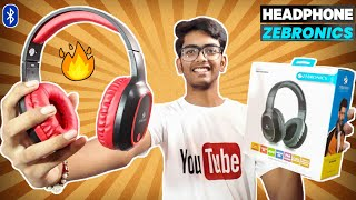 Zebronics Zeb Thunder Bluetooth Headphone Best Budget Headphone 2021