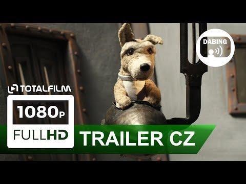 Lajka (2017) CZ HD Trailer Animovaného Filmu 3D