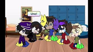 ~Micheal and Chris Afton stuck in a room with the fnaf4 tormentors for 24 hours~Part 2~