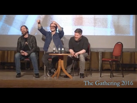 Duncan, Finn, and Grant The Gathering 2016