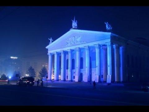 Театр Оперы и Балета (Бишкек). Theatre Of Opera And Ballet (Bishkek)