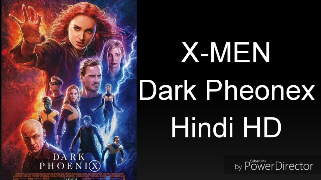 Download How to download X-Men dark phoenix in Hindi/English hd full with proof