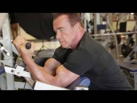 Arnold Schwarzenegger - NEW Training Video (Part 2 ...