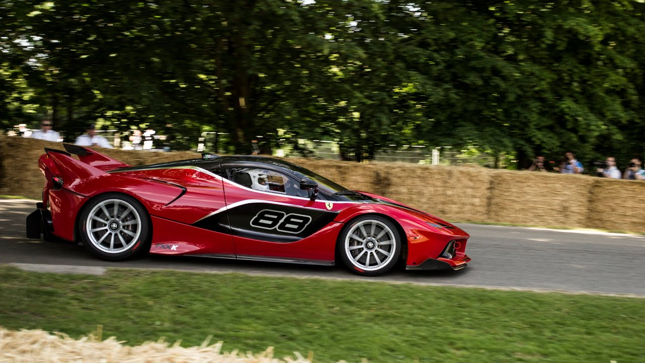Goodwood Festival Of Speed 2016 Sounds  YouTube