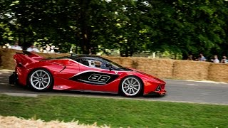 Goodwood Festival Of Speed 2016 Sounds