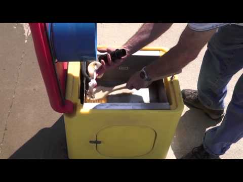 Ritchie How-to: Cleaning an EcoFount unit