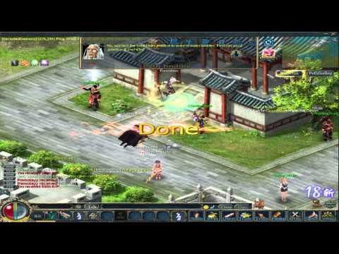 Conquer Online Gameplay First Look HD - MMOs.com