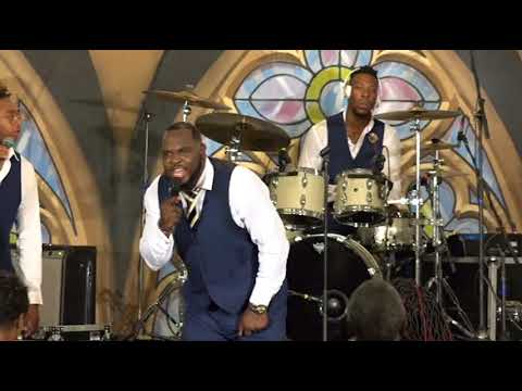 Terrell Rogers & Men Of Destiny - Count My Blessings