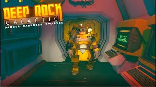 DEEP ROCK: Galactic | SOMOS ENANOS MINEROS!! con Vegetta