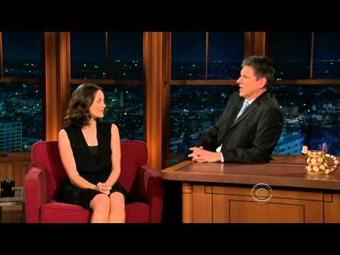 Late Late Show with Craig Ferguson 1/18/2010 Marion Cotillard, Steve Jones, The Hot Rats
