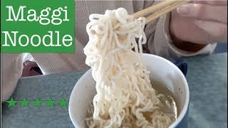 [FOOD REVIEW #2] MAGGI: 2-Minute NOODLE | CHICKEN Flavour