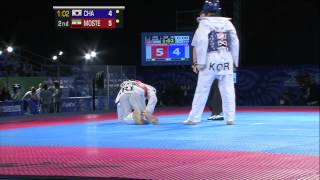2013 WTF World Taekwondo Championships Final | Male -58kg