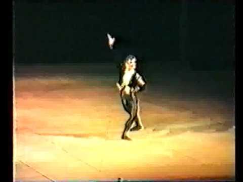 George Postelnicu Don Quijote Variatie Recital 1986