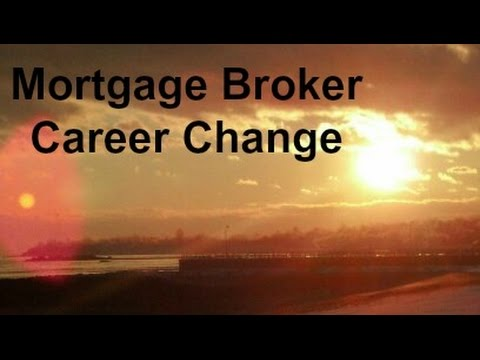 Mortgage Broker Jobs Don't Pay What they Used to - YouTube
