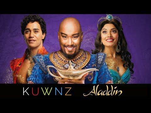 KUWNZ Reviews Disney's Aladdin at Auckland's Civic Theatre