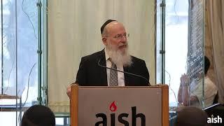 Parshat Ki Tzeitzei   Rav Yitzchak Berkovits Shlita   Aish HaTorah Wisdom for Living
