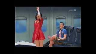AndreasGabalier ~ Meine Stewardess ~ LIVE mit Songtext