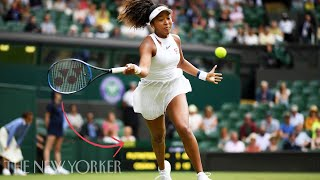 Breaking Down Iconic Tennis Forehands in the U.S. Open | The New Yorker