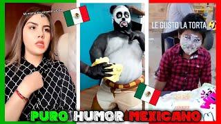 🚨TIK TOK viral de MÉXICO 🇲🇽 PURO HUMOR MEXICANO 🚨 MEMES MEXICANOS 🇲🇽 SI TE RIES PIERDES 😂