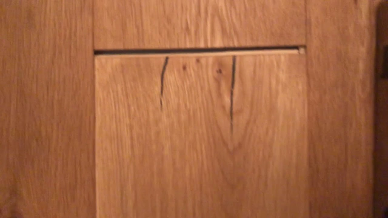 How To Fix Large Gap In Floating Wood Floor No Special Tools