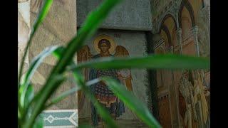 Всенощное бдение накануне праздника собора Архангела Михаила.