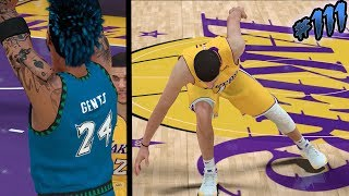 NBA 2k18 MyCAREER S2 - Heated Lonzo Ball Rivalry! Embiid Wants to Join My Team? Ep. 111