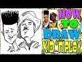 How To Draw A Quick Caricature Kid 'n Play