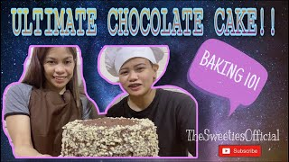 How to bake Ultİmate Chocolate Cake?