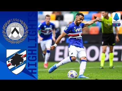 Udinese Sampdoria Goals And Highlights