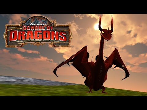 School Of Dragons: Dragons 101 - The Silver Phantom