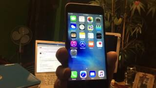 A185MW ROM UPGRADE ON BAXO-SHOP iPHONE 6 Clone - Beautiful and Quiet - 2015