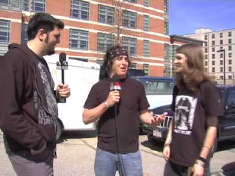 """Woe Of Tyrants Interview with """"Metal Injection"""""""