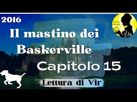 A.C.Doyle: Il mastino dei Baskerville - Capitolo 15 ULTIMO - Audiolibro ITA [Lettura di Vir]