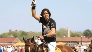What Polo Player/Model Nacho Figueras Wears to Work