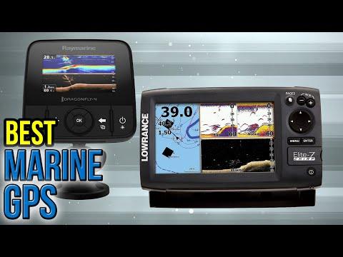 7 Best Marine GPS 2017